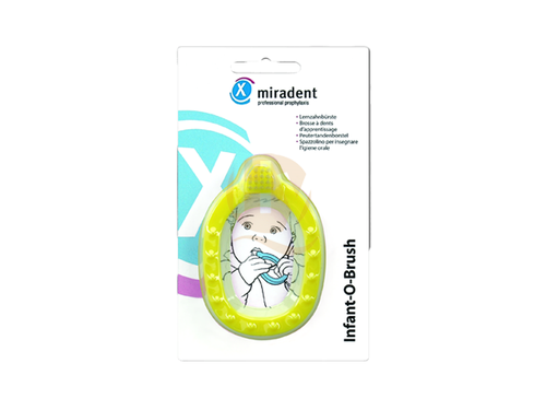 Infant-O-Brush gelb